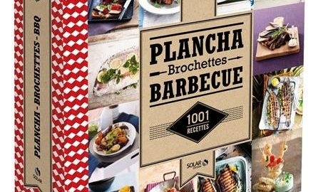 livre plancha barbecue 1001 recettes
