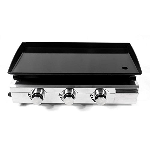 Plancha gaz Cookingbox